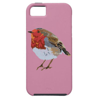 Funky Pink Robin iPhone 5 Case