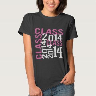Funky PINK Senior Class 2014 Shirts