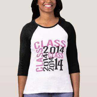 Funky PINK Senior Class 2014 T-Shirt