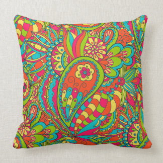 Funky Psychedelic 1_PILLOW Cushion