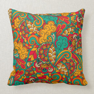 Funky Psychedelic 2_pillow Cushion
