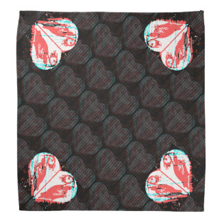 Funky Puffin Lovers Bandana