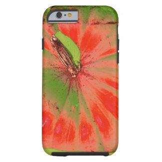 funky pumpkin i-phone case tough iPhone 6 case