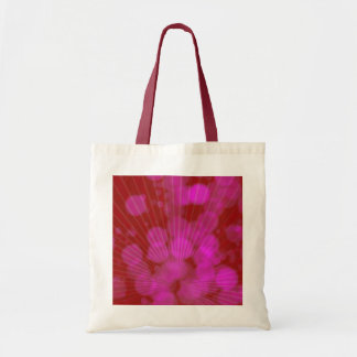 Funky Purple Abstract Tote Template Tote Bags