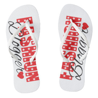 funky quotes fashion blogger flip flops