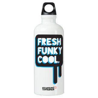 funky quotes fresh funky cool sigg 0.6 waterbottle water bottle