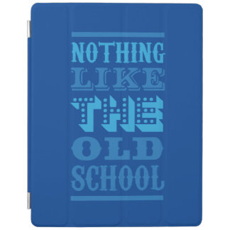 funky quotes nothinglike the old school ipad cover