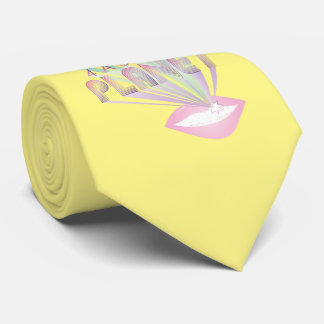 funky quotes smile 4 a better planet tie