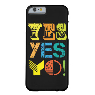 funky quotes yes phone cover