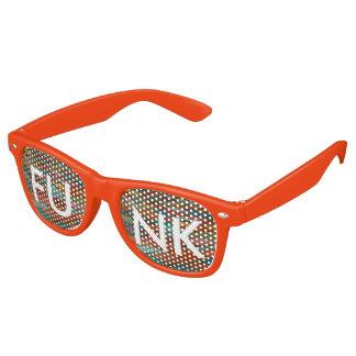 Funky Rainbow Party Sunglasses Balboa Park CA