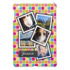 Funky Random Instagram Photo Collage iPad Mini Case