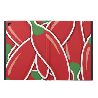 Funky red chilli peppers powis iPad air 2 case