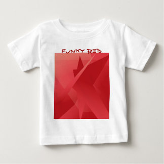 Funky Red Collection Baby T-Shirt