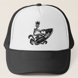 Funky Sea-Doo Trucker Hat