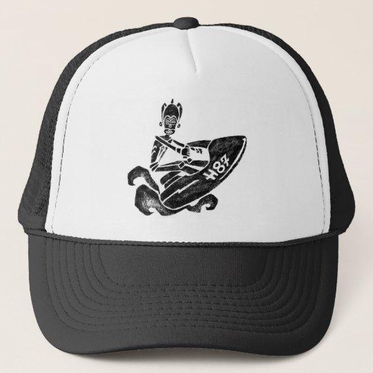 Funky Sea-Doo Trucker Hat
