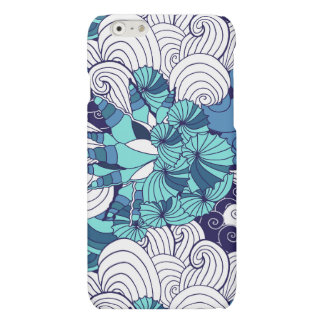 Funky Seashell Pattern iPhone 6 Plus Case