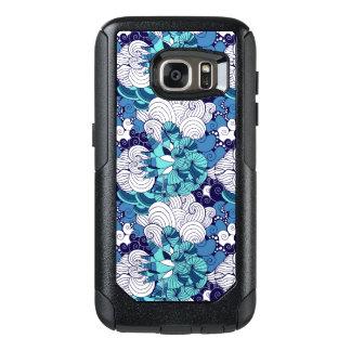 Funky Seashell Pattern OtterBox Samsung Galaxy S7 Case