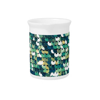 Funky Sequins Pitcher