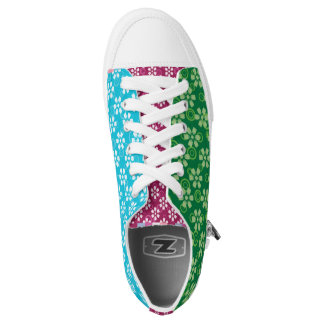 funky shoes printed shoes