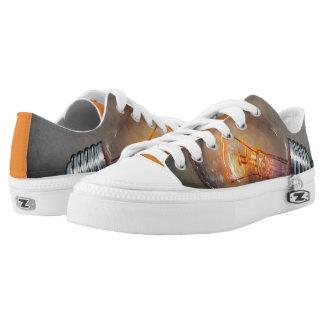 funky sneakers light bulb