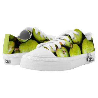 Funky sneakers pears