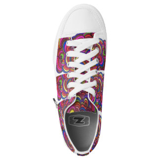 FUNKY sneakers! Printed Shoes