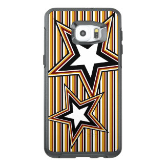 Funky Star and Stripes OtterBox Samsung Galaxy S6 Edge Plus Case