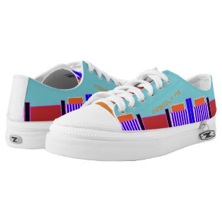 Funky Streets Low Tops