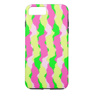 Funky Stripes 2011 iPhone 8 Plus/7 Plus Case