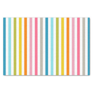 Funky Stripes Tissue Paper