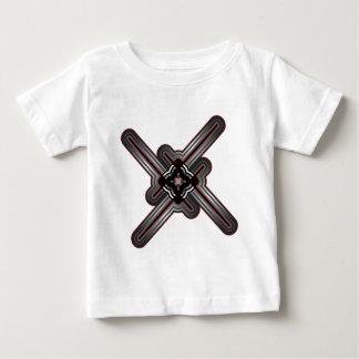 Funky Stylish Line Design Tee Shirt