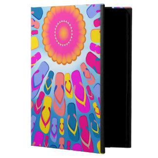 Funky Summer Sun Flip-Flops Rays iPad Air Case
