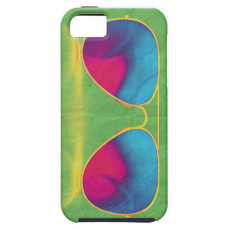 Funky Sunglasses Tough iPhone 5 Case