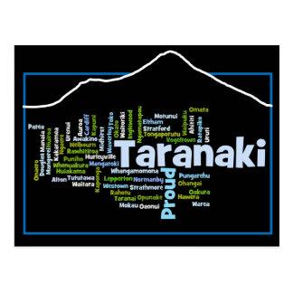 Funky Taranaki Proud Postcard
