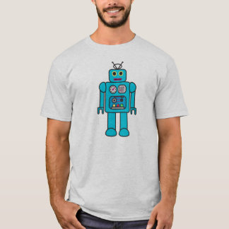 Funky Toy Robot T-Shirt