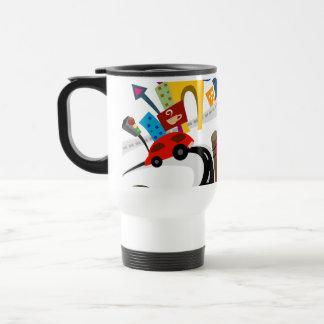 Funky Urban Mug