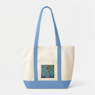 Funky Vase Bag