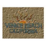 Funky Venice Beach Postcard!