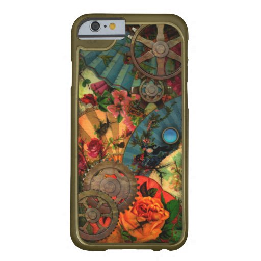 Funky Victorian Brass iPhone 6 Case