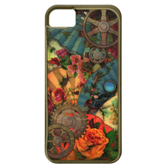Funky Victorian Brass iPhone 5 Cases