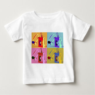 Funky Walkman Baby T-Shirt