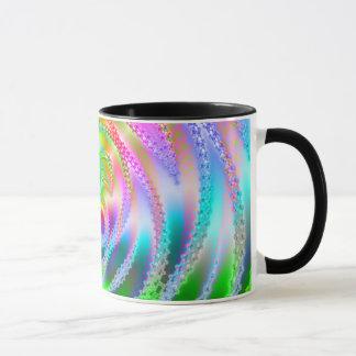 Funky Web Mug
