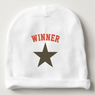 Funky Winner Star / Superstar Baby Beanie