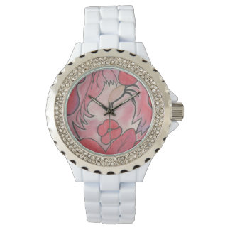 Funky wrist watch / Miss Elements range