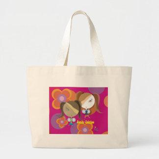 FunkyFairies Jumbo Tote Bag