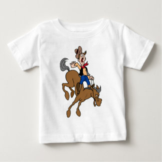 Funnt Rodeo Rider Baby T-Shirt