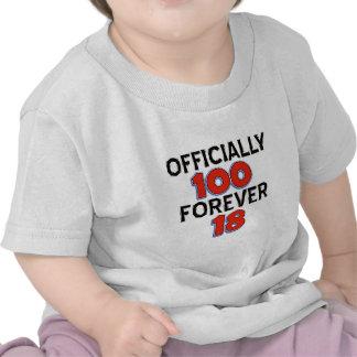 FUNNY 100 year birthday designs Shirts