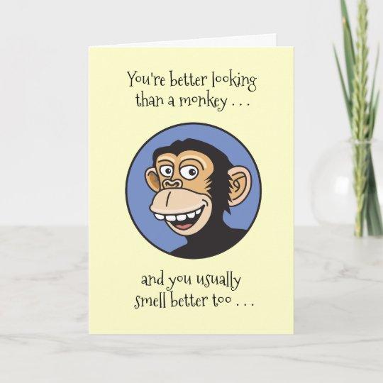 Funny 17th Birthday Card