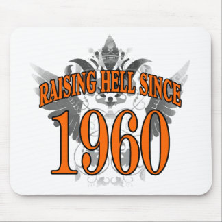 FUNNY 1960 MOUSE PAD
