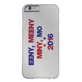 Funny 2016 Election Barely There iPhone 6 Case